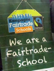 Banner Fairtrade-Schools