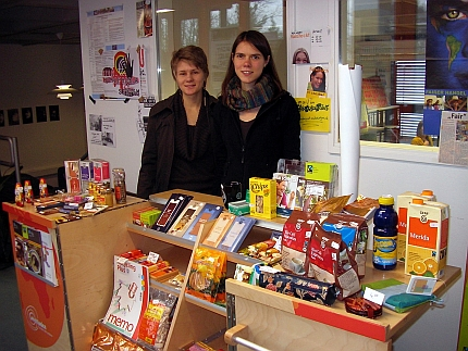 Fair Trade Point an der Uni Konstanz